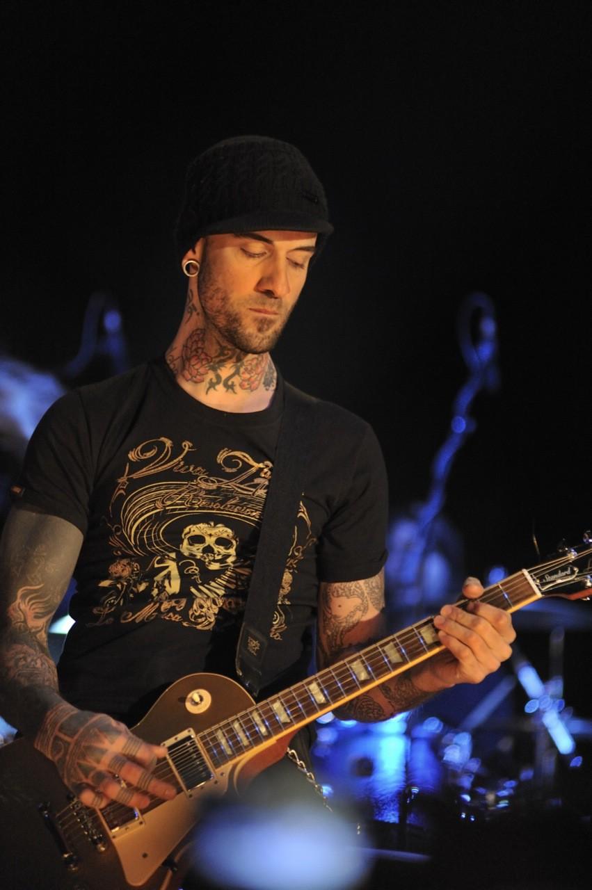 Gitarrist Nader Rahy